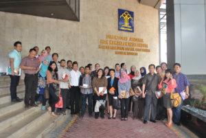Kunjungan Konsultan HKI ke Ditjen HKI