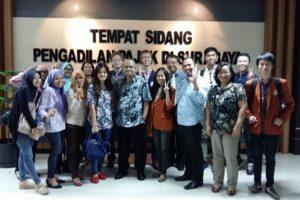 Sidang di Pengadilan Pajak Surabaya